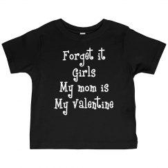 Boy Toddler Valentine