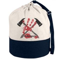 Zombie Bloody Hands Bag