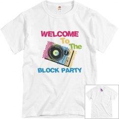 Block Party Tee
