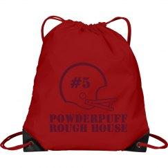 Powderpuff Helmet Number