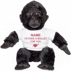 Harambe Valentine's Day Gift