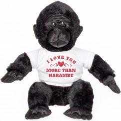 I Love You More Than Harambe