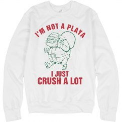 Ugly Hip Hop Xmas Sweater