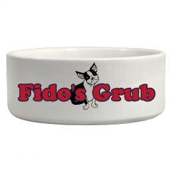 Fido's Dog Bowl