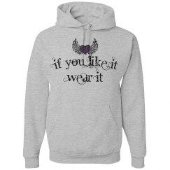 If you like it wear it