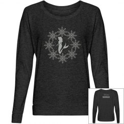 Ladies Winter Mermaid LS