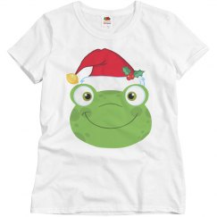Christmas Frog