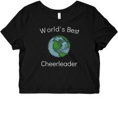 World's best cheerleader