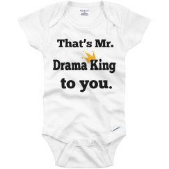That's Mr. Drama King