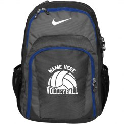 Volleyball Custom Backpack