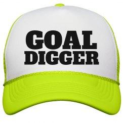 GOAL DIGGER HAT