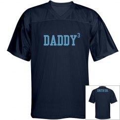 Daddy Jersey w/Back