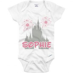 Magical Castle Vacation Onesie