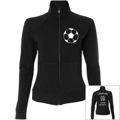 Custom Soccer League Jackets