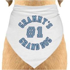 #1 Grand Dog Bandana