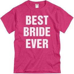 Best bride ever