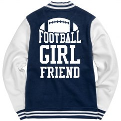 Her Football Jacket