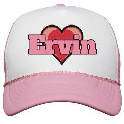 I love Ervin