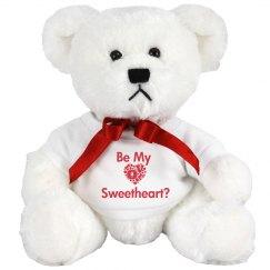 Be My Sweetheart