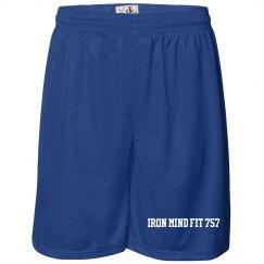Iron Mind Shorts