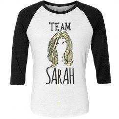 Team Sarah Halloween Tee