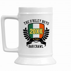 Bar Crawl Mug