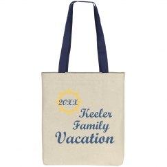 Keeler Family Vacation