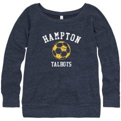 Womens Soccer Sweatshirt