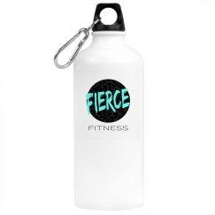 Fierce Fit Teal Bottle