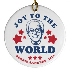 Joy To The World Bernie