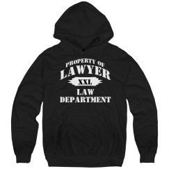 Property of lawyer