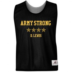 Army Strong Pinnie