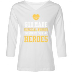 Nurses Are Heroes