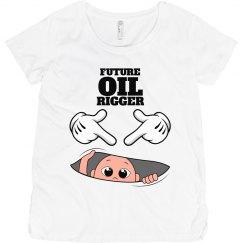 Maternity. Oil Rigger