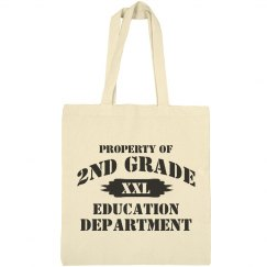 2nd Grade Dept.