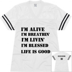 Ladies Blessed Jersey