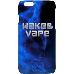 Wake And Vape Blue Smoke Case