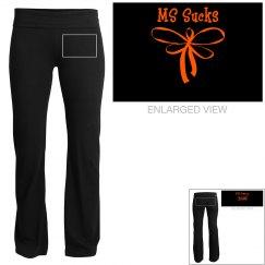 Dual design Yoga Pants