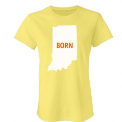 Born in Indiana