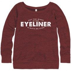 Eyeliner Sweater