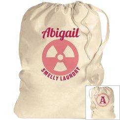 ABIGAIL. Laundry bag
