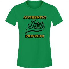 Authentic irish princess