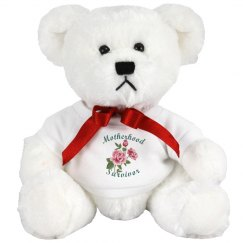 Motherhood Survivor Plush Bear