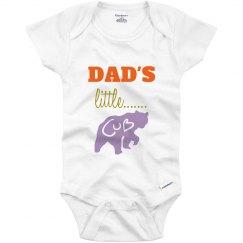 Dad's Little Cub