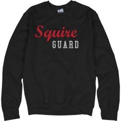 SquireGuardLazyDay