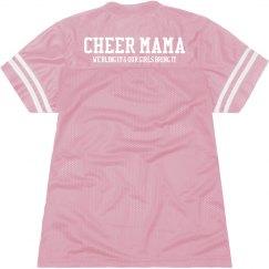 Cheer Mom Bling it Billboard Tee