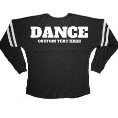 Custom Text Dance Billboard Tee