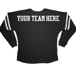 Custom Team Billboard Jersey Tee