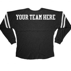 Custom Team Billboard Jersey Tee