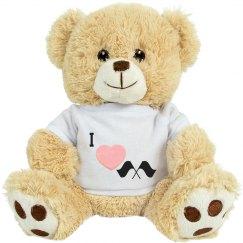 I love guard bear